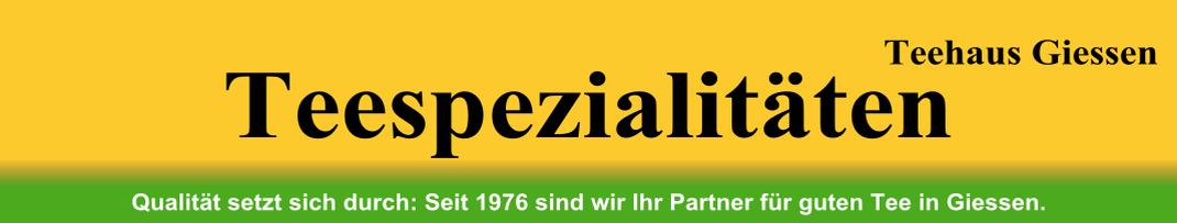Teehaus Giessen-Logo